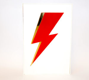 Bowie | Perspex Artwork | Home Decor | Kokomo Design