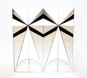Art Deco 2 | Perspex Artwork | Home Decor | Kokomo Design